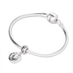 I Love You to the Moon & Back Sterling Silver