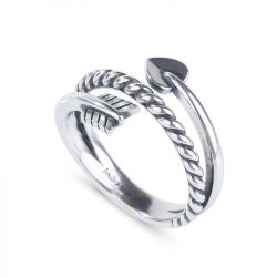 Jeulia Cupid's Arrow Ring